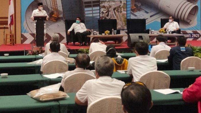 DPUPRPKP Kota Malang Prioritaskan Pembangunan Insfratruktur untuk Pemulihan Ekonomi di Tahun 2022