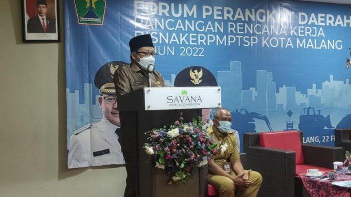 Pengentasan Pengangguran & Permudah Layanan Perizinan Jadi Program Disnaker PMPTSP Kota Malang 2022