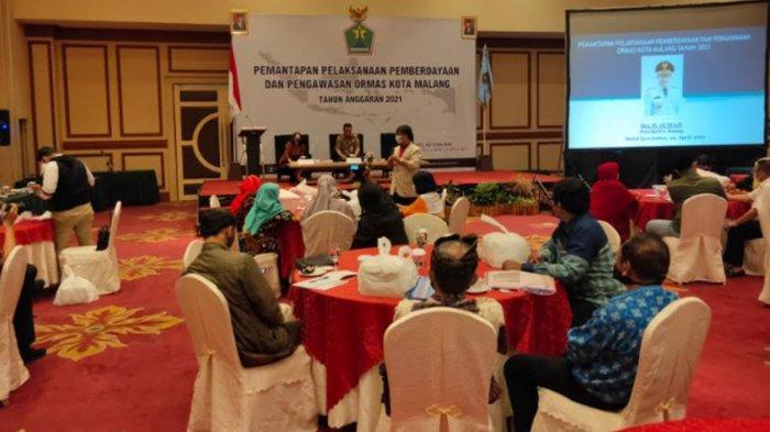 Wali Kota Sutiaji Ajak Ormas Tebar Kebaikan di Kota Malang