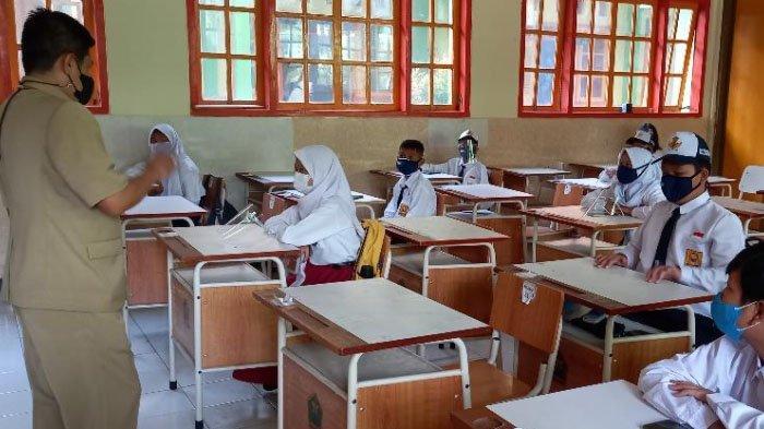 Vaksinasi Covid-19 Pelajar di Kota Malang Capai 95 Persen, Siswa SMP Swasta Sudah Hampir 100 Persen