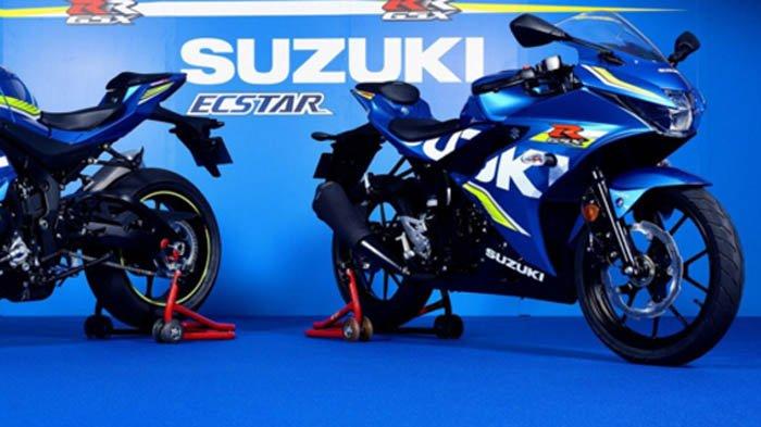 Resmi di Indonesia, Harga Motor Baru Suzuki ini Ternyata Lebih Murah dari Vixion!