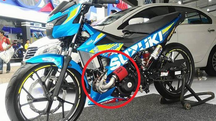 Prihatin, Inikah Pertanda Motor Suzuki Tinggal Sejarah di Indonesia?