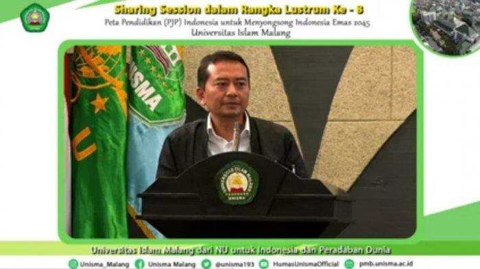 Lustrum Unisma ke-8, Sharing Session Bahas Peta Jalan Pendidikan untuk Indonesia Emas