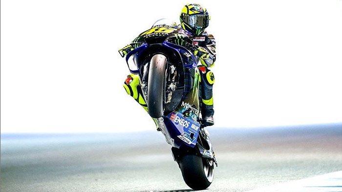 Berdoalah Agar Valentino Rossi Rajin Podium di MotoGP 2020, Syarat Ini Buat The Doctor Batal Pensiun
