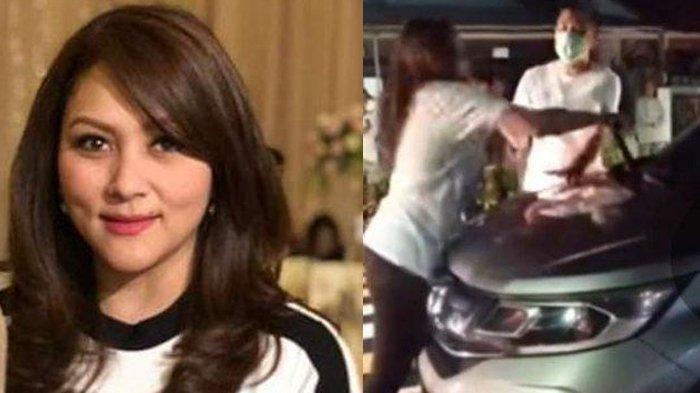 SYOK! Dokter Cantik Pergoki Suaminya Selingkuh, Reaksi Mantan Noni Sulut Lihat Suami Bareng Pelakor