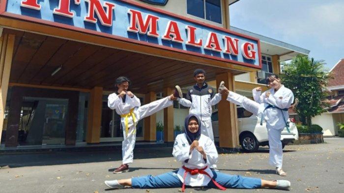 Mahasiswa ITN Malang Raih Medali di The Best Maluku Nasional Poomsae & Speedkicking Taekwondo