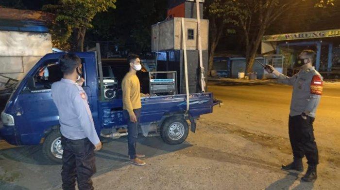 Nekat Takbir Keliling, Pemuda Desa Sembayat Gresik Lebaran di Kantor Polisi