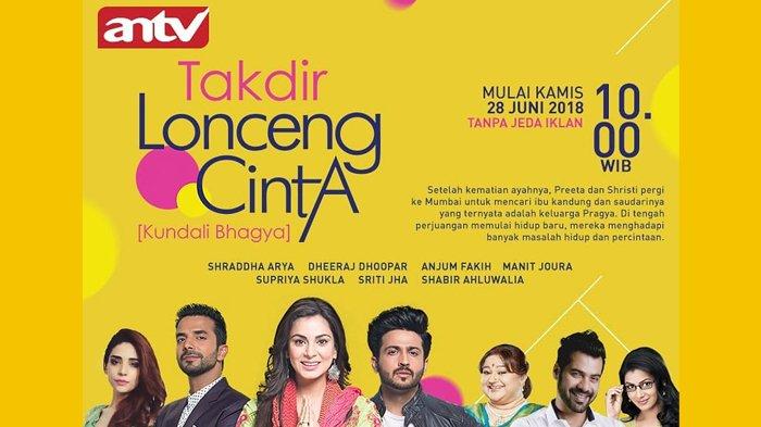 SINOPSIS Takdir Lonceng Cinta ANTV Episode 19, Senin 16 Juli - Kejahatan Sherlyn Terungkap