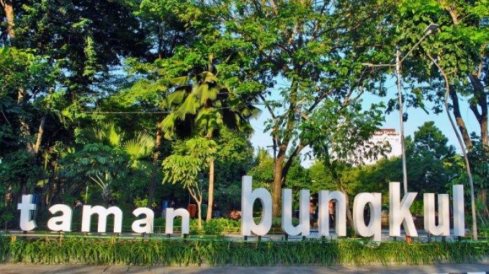 Ingin Liburan Tanpa Keluar Biaya di Surabaya? Datang Saja ke Taman, Ada 50 Taman Lho!