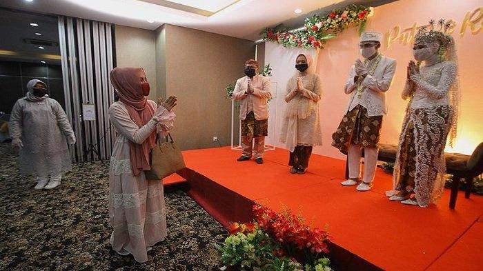 BERLAKU Mulai 1 Juli 2021, Hadiri Acara Pernikahan Tamu Wajib Bawa Kartu Vaksin Covid-19