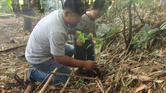 Rakyat Batu Melawan Polusi dengan Akar Wangi, Beri Contoh Langkah Solusi Konkret Bagi Pemkot Batu