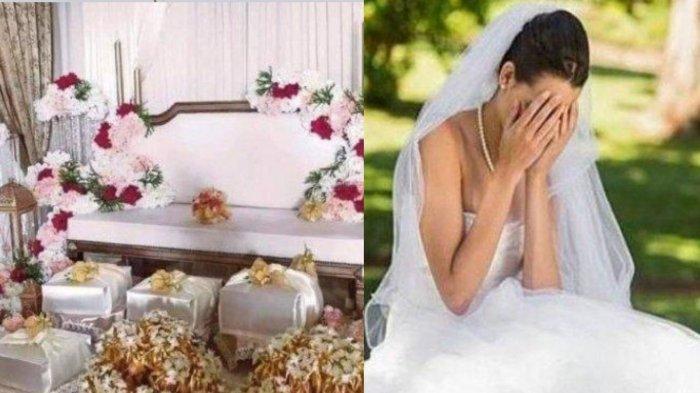 Pergoki Pengantin Wanita Cium Pria di Hari Penikahan Berujung Petaka, Suami Ngamuk Batalkan Acara