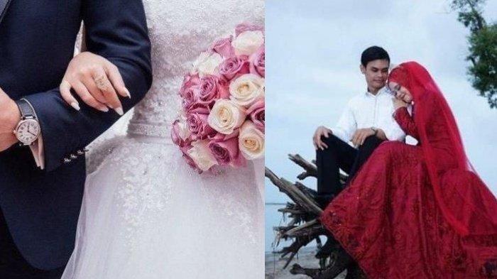 Jelang Pelaminan, Mempelai Wanita Tewas dalam Kecelakaan, Tangis Pilu Calon Suami Kenang Foto Priwed