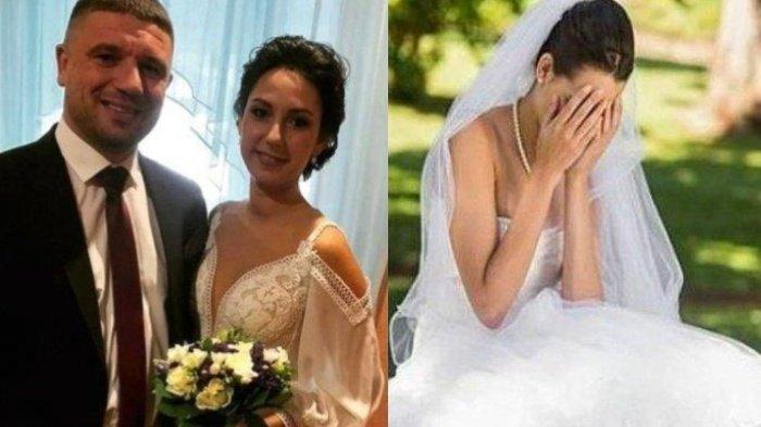 Baru Sah Menikah, Wanita Ini Saksikan Suami Tewas Tertembak di Hari Pernikahan, Tamu Undangan Geger