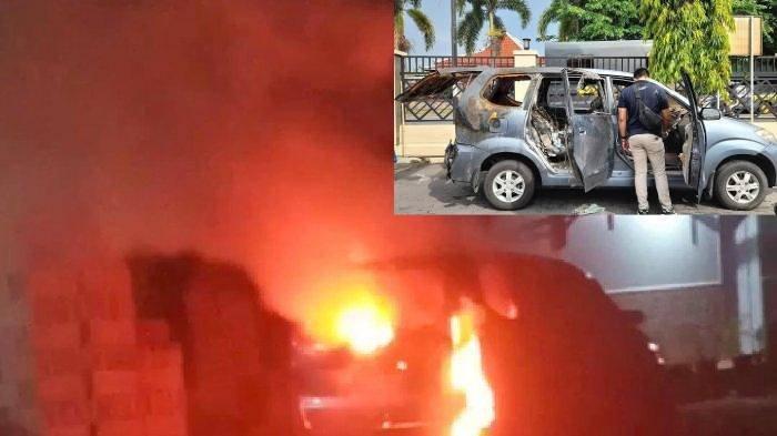 7 Fakta Kerabat Jokowi Terbakar Hidup-hidup di Dalam Mobil, Tangan Terikat & Posisi Terlentang