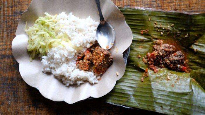 Kuliner Tak Biasa di Kota Batu,Aroma Segar Tawon Pincuk yang Menggugah Selera Makan