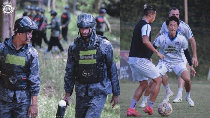 TC Plus Plus Arema FC di Kota Batu, Gak Hanya Berlatih Sepak Bola Tapi Juga Nge-Gym dan Nge-Game