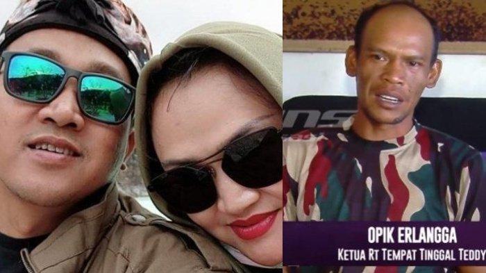 Baru 7 Bulan Lina Meninggal, Teddy Diam-diam Nikahi Wanita Asal Tasik, Faktanya Dibongkar Ketua RT