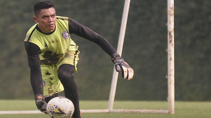 Fakta di Balik Nomor Punggung 15 Pilihan Teguh Amiruddin di Arema FC