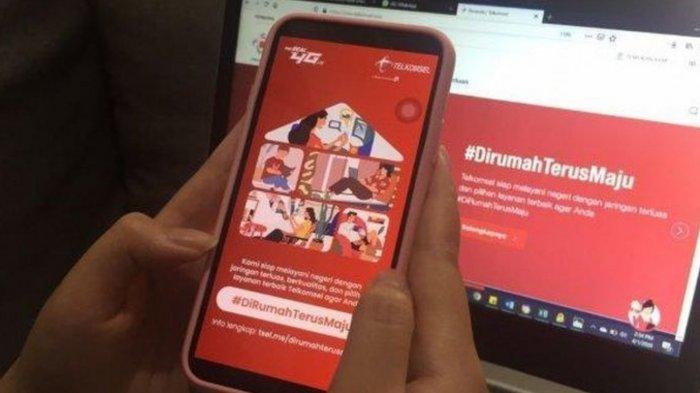 Kuota Internet Gratis Telkomsel hingga 30 GB di Bulan Ramadan 2021, Caranya Cukup Lakukan Ini