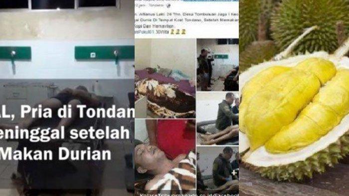 Temuan Baru, Penyebab Tewasnya Pria Minahasa saat Bercinta dengan Pacarnya Usai Makan Durian & Ngopi