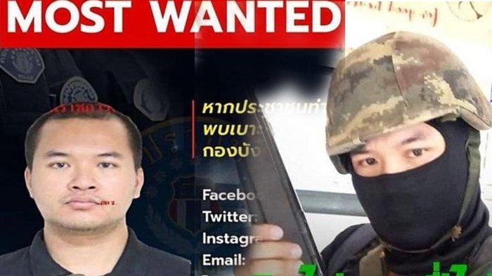 Aksi Beringas Tentara Tembak Mati Komandan, Lari ke Mall Sambil Bawa Senapan, 20 Warga Sipil Tewas