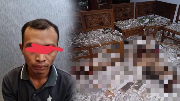FAKTA Ledakan Mercon di Kediri, Korban Tewas Nadif Belajar Meracik dari YouTube, 1 Orang Tersangka