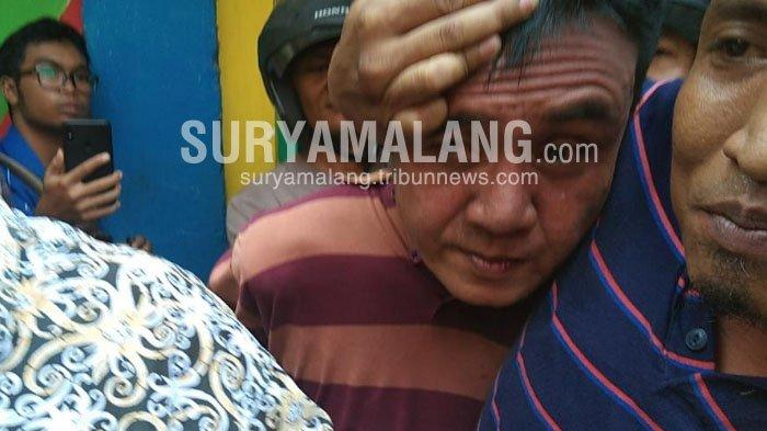Maling Motor Berjaket Ojek Online Beraksi di Surabaya, 1 Pelaku Babak Belur Dihajar Warga