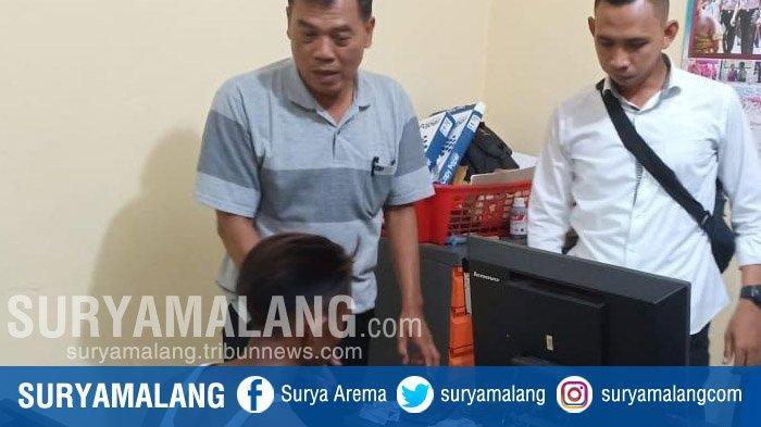 Curi Handphone Terekam CCTV, Pemuda Di Tuban Diamankan Polisi