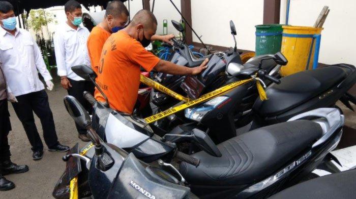 Sosok Baginda, Pria Asal Batam yang Jadi Tersangka Pencurian Motor Berantai di Trenggalek
