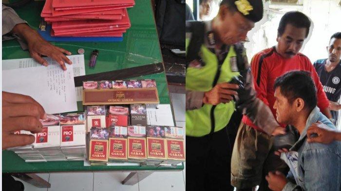 Pria Asal Kediri Edarkan Uang Palsu di Kawasan Pinggiran Tulungagung, Pakai Cara Beli Rokok