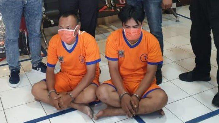 Berebut Lahan Parkir di Surabaya, Jukir Ini Dikeroyok Rekannya Pakai Lempengan Besi