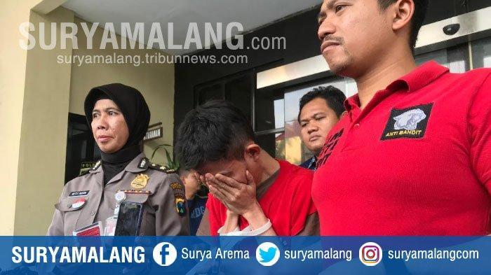Dagangan Tak Laku-laku, Penjual Online Shop Perdayai Driver Ojek Online di Surabaya