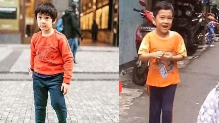 Nama Bocah Viral Mirip Rafathar Terungkap, Senyumnya Persis Anak Raffi & Nagita, Ini Potretnya