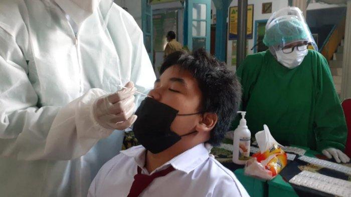Wajib Antigen Sebelum Pembelajaran Tatap Muka, 3 Siswa SMP di Kota Madiun Positif Covid-19