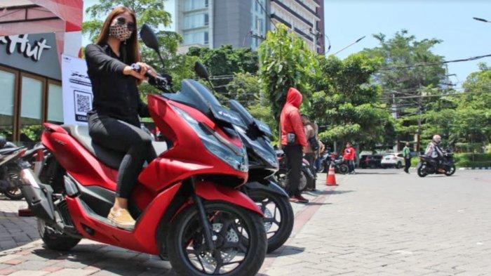 MPM Gelar Test Ride Honda PCX 160 Berhadiah Motor di Lapangan Rampal Malang 30 Mei 2021