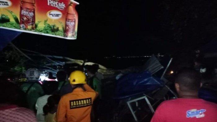 Maut Menjemput PNS dan Pendeta saat Santai di Warung Pisang Goreng di Manado
