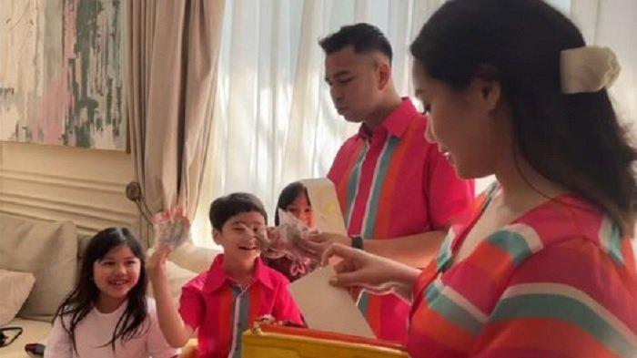 Raffi Hitung THR Rafathar, Suami Nagita Sontak Kaget, Bandingkan THR AnakAnak Maia dari Irwan Murrsy