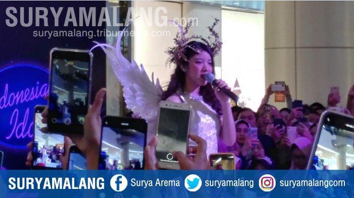 Tiara Idol Pulang Kampung ke Jember, Jadwalnya Padat Banget, Mulai Ujian Sekolah Hingga Konser