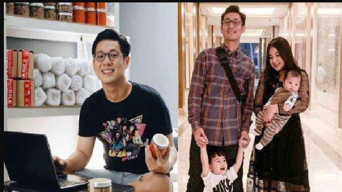 Tidak Ada Panggilan Syuting Selama Corona, Putri Titian & Junior Liem Banting Setir Jualan Sambal