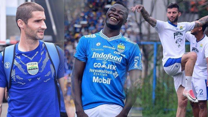 2 Pemain Asing Siap Gabung Persib Bandung, 1 dari 3 Pemain Asing yang Ada Terancam Dicoret