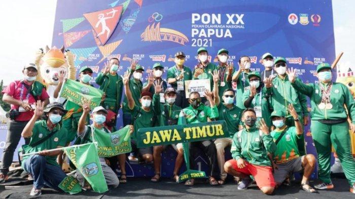 Tim Aeromodeling Jatim Jadi Juara Umum di PON XX Papua 2021, Raih 4 Emas, 3 Perak, 4 Perunggu