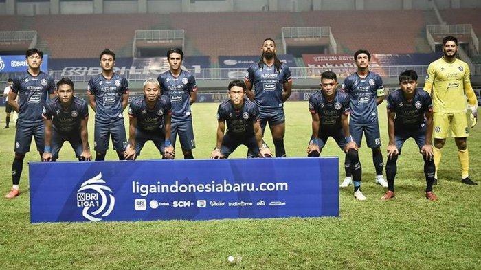 Saatnya Arema FC Tampil Full Team, Jangan Lagi Ada Kartu Merah Saat Melawan Bhayangkara FC