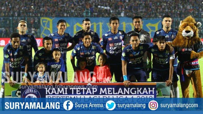 Aremania Perlu Tahu, Arema FC Tak Target Juara Kompetisi Kasta Tertinggi Musim Depan, Tapi . . .