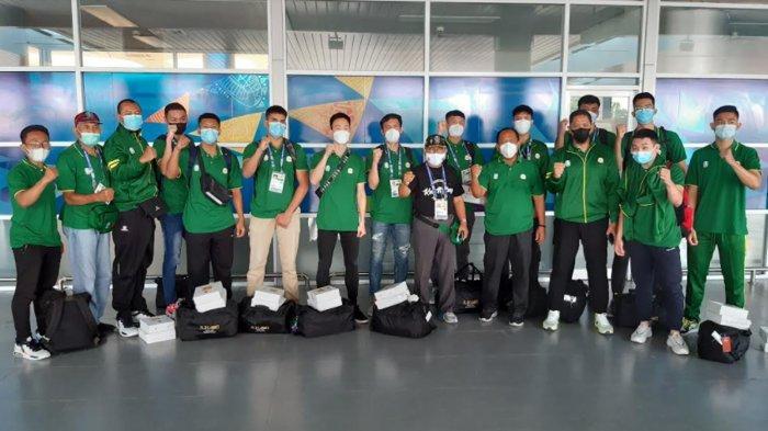 Basket Putra Jatim Raih Medali Perunggu PON XX Papua Setelah Tundukkan Tim Jateng