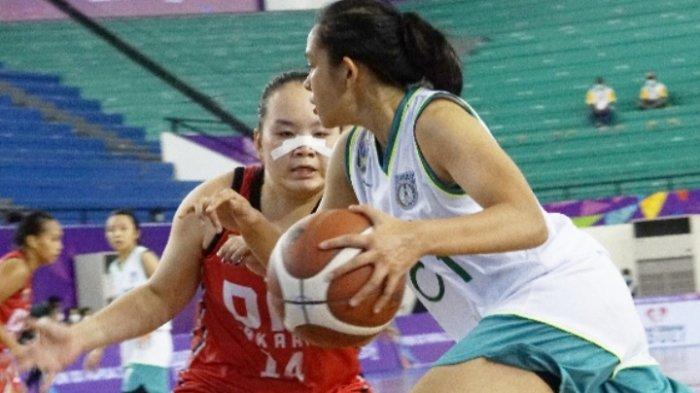 Kalahkan Bali, Tim Basket Putri Jatim Raih Medali Emas PON XX Papua 2021
