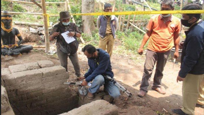 BPCB Jatim : Temuan Benda Objek Purbakala di Menang Pagu Kediri Adalah Area Penting Kerajaan Kadhiri