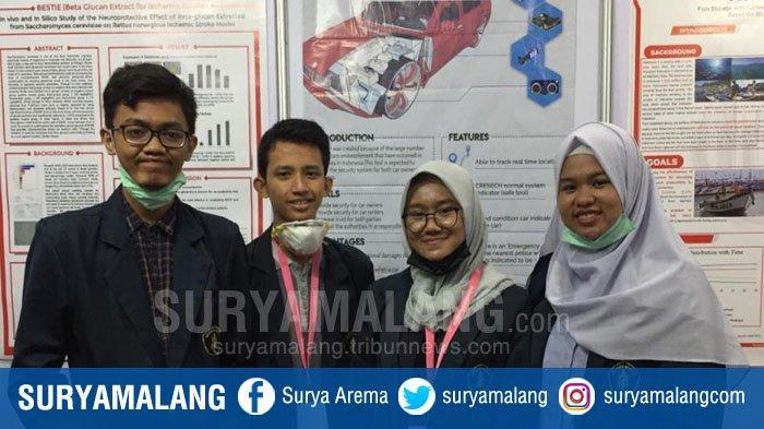 Aplikasi CRESECH Mahasiswa UB Beri Solusi Masalah Bisnis Rental Mobil, Raih Medali di Thailand