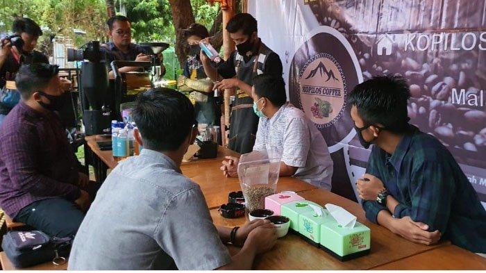 Dosen UMM Sosialisasikan Pengelolaan Bisnis Kopi