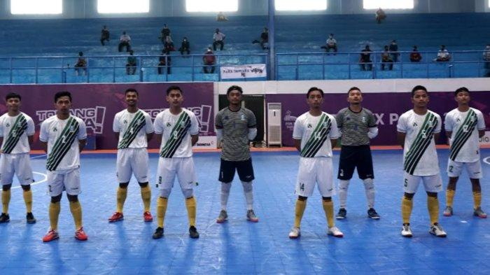 Kembali Raih Hasil Imbang, Tim Futsal Jatim akan Cari Akar Permasalahan